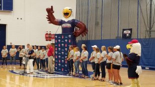 National Softball Champs Return to USI