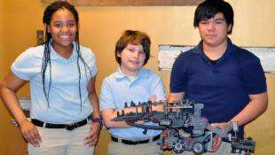 Paramount School of Excellence Robotics Team Is Taking On The World