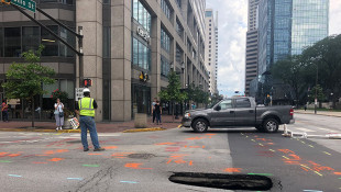 Pennsylvania And Ohio Street Intersection Could Reopen Sunday