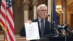Indiana Senate Democrats Unveil Civil Rights Strategy