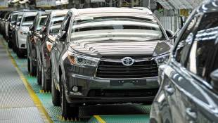 Toyota Marking 20 Years Since Work Started On Indiana Plant
