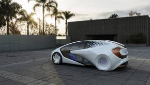 Electric, Autonomous Future Unfurls At CES