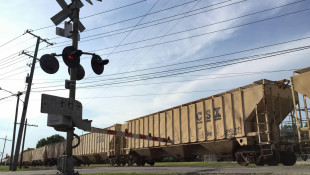 State Can't Cite Railroads For Stopping Trains In Crossings