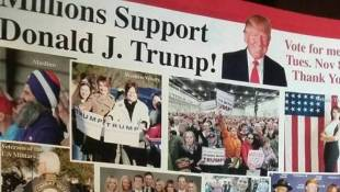 Trump Campaign Misidentifies Indiana Sikh On Campaign Flyer