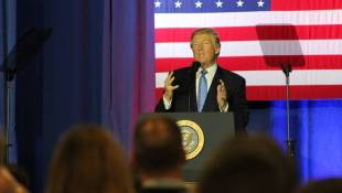 Trump Unveils 'Middle Class Miracle' Tax Plan In Indianapolis
