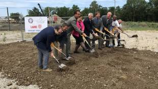 Fort Wayne Breaks Ground On Giant Sewer Tunnel
