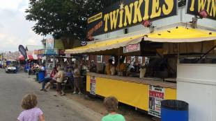 Indiana State Fair: Sounds From the First Day