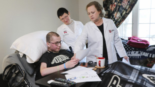 Tyler Trent's Cells Lead To Groundbreaking Therapy