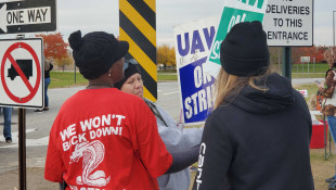 UAW Members Ratify GM Contract, End Nationwide Strike On 40th Day