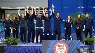 Half Of U.S. Olympic Diving Team Has Indiana Connection