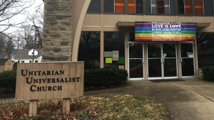 West Lafayette Church Hopes To Fight Bigoted Banners With Social Justice Songs