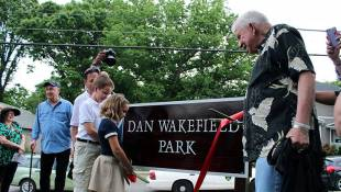 Indy Park Named For Author Dan Wakefield