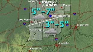 Another Winter Storm For Central Indiana