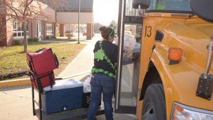 Wayne Township Schools Sends Food To Bus Stops In First Week Of Closings