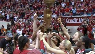 """Banner Up:"" Indiana Women's Basketball Wins WNIT Title"
