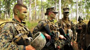Women Pass Marine Training, Clear First Hurdle To Combat Role