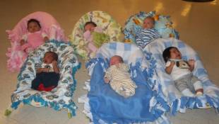 Program Allows Incarcerated Mothers Care For Newborns In Prison