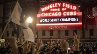 Joy And Despair In Two Cities As World Series Comes To A Close