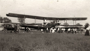 New Historic Marker Highlights Speedway's Role In WWI Aviation