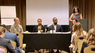 Young Democrats Talk Faith In Politics At National Convention In Indianapolis