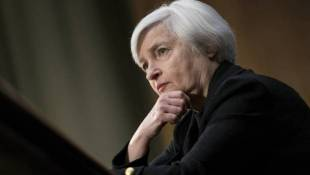 Yellen's Nomination To Fed Gets OK From Senate Committee