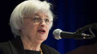 Stocks Rise After Fed's Yellen Says Economy's Not So Hot