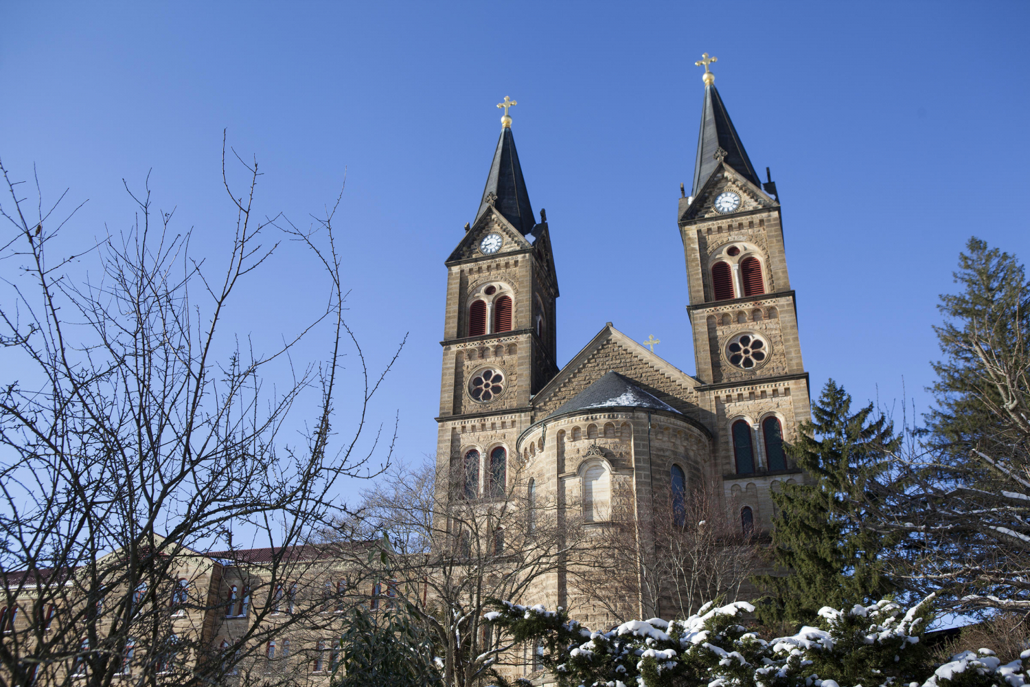 Monastery Helps People Cope With Grief During Holidays