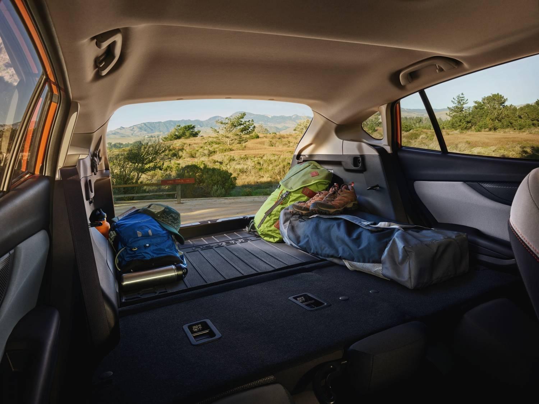 Redesigned 2018 Subaru Crosstrek Is So Camp