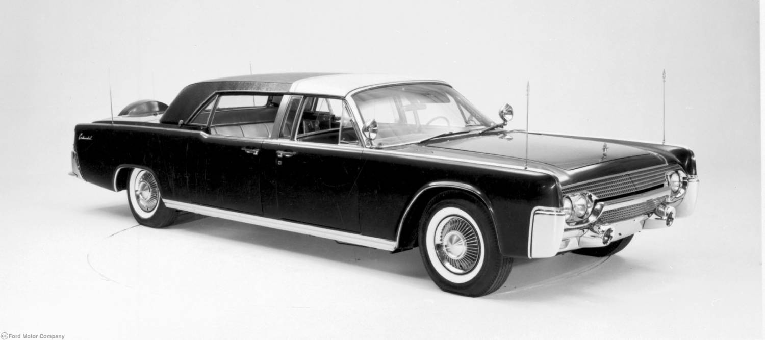 The Lincoln Continental Is Not Just Any Car