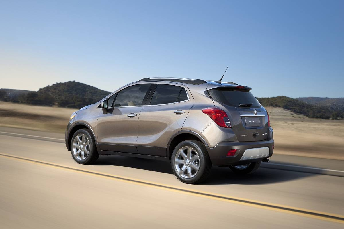 buick encore was compact before compact was cool. Black Bedroom Furniture Sets. Home Design Ideas