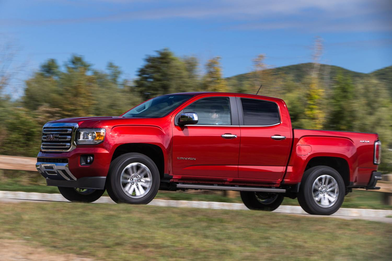 Gmc Canyon Goes Diesel