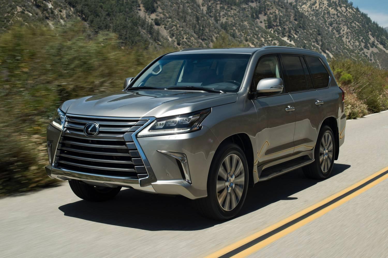 Lexus Lx570 Is One Posh Mountain Goat Land Rover Discovery Radio Wiring Prevnext