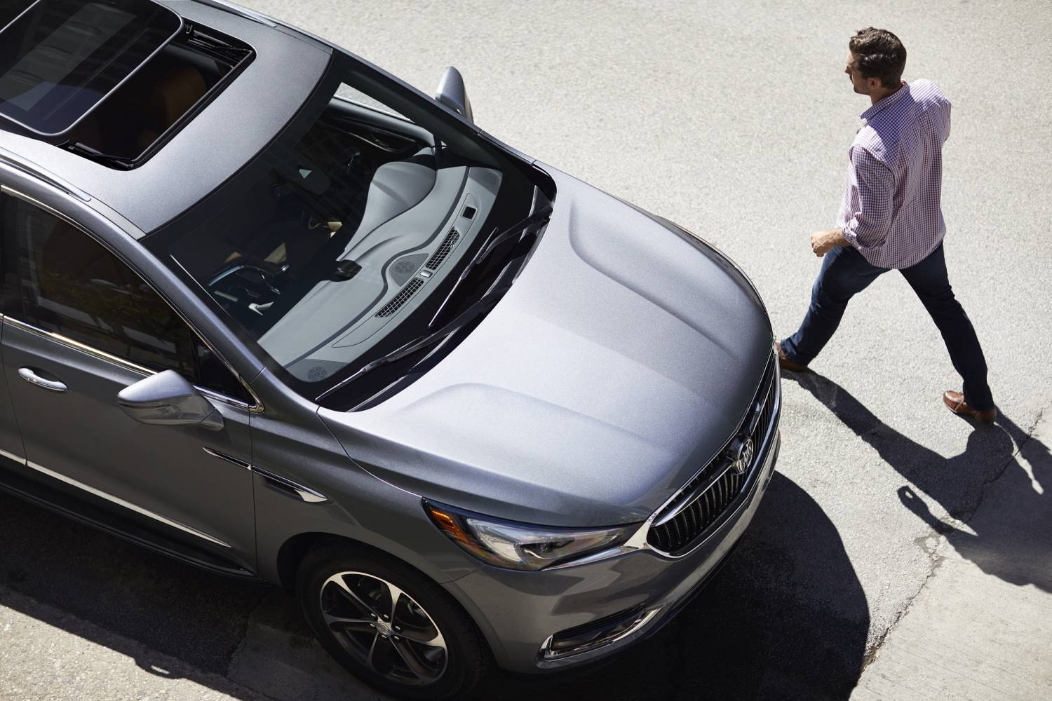 Buick will delight the public with its new 2017 LaCross sedan 5