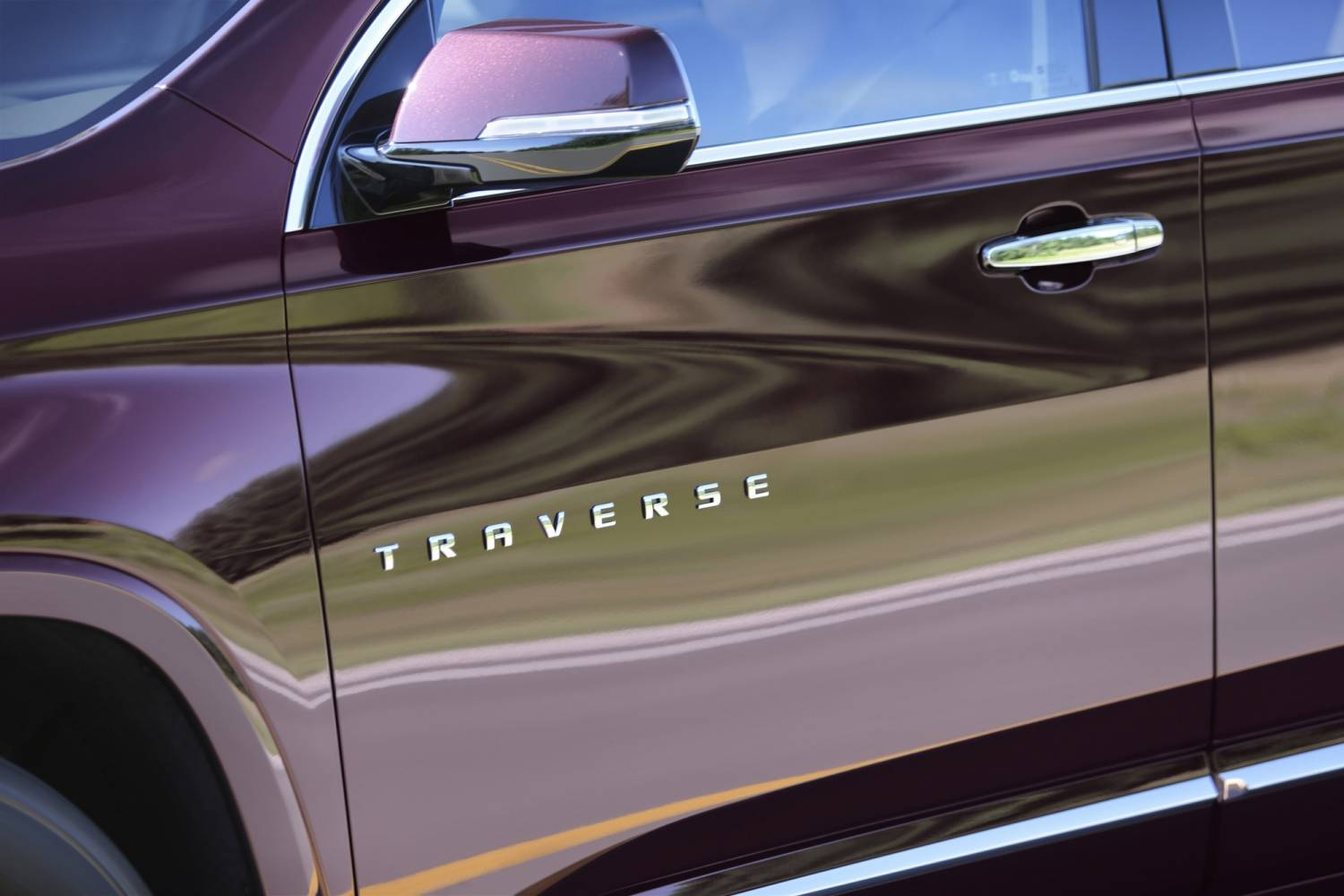 Chevrolet Traverse on Chevy Traverse Towing Capacity
