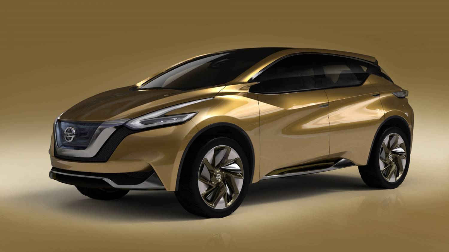 Nissan Murano Moves From Concept To Reality