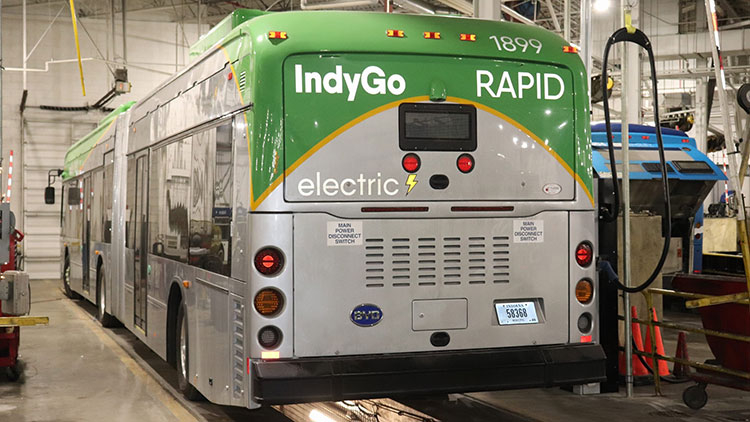 IndyGo Gives Update On Bill That Would Impact Funding