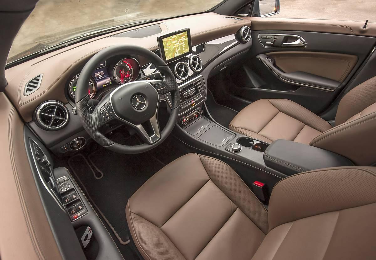 Mercedes Benz CLA250 Inherits Brandu0027s Small Car Heritage
