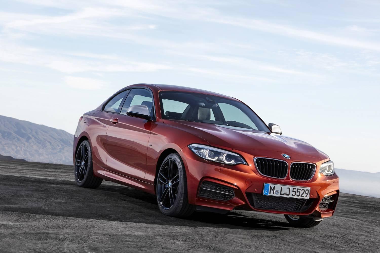 BMW 230i Keeps It Simple