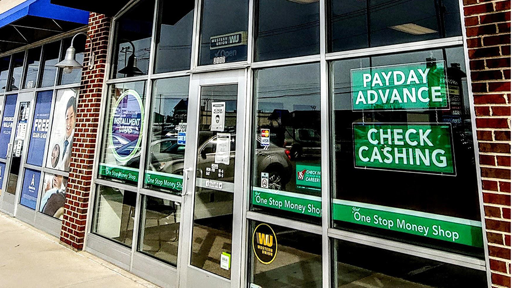 cash advance borrowing products 3 four week period payback