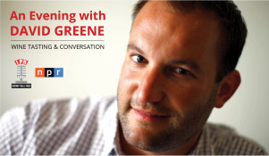 An Evening with David Greene