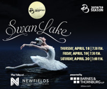 Indianapolis Ballet Swan Lake tickets