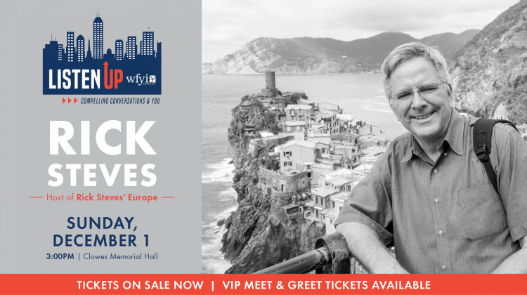 Listen Up with Rick Steves