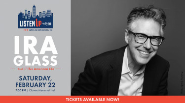 Listen Up with Ira Glass
