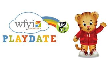 PBS KIDS Playdate at Victory Field