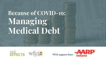 Because of COVID-19: Managing Medical Debt