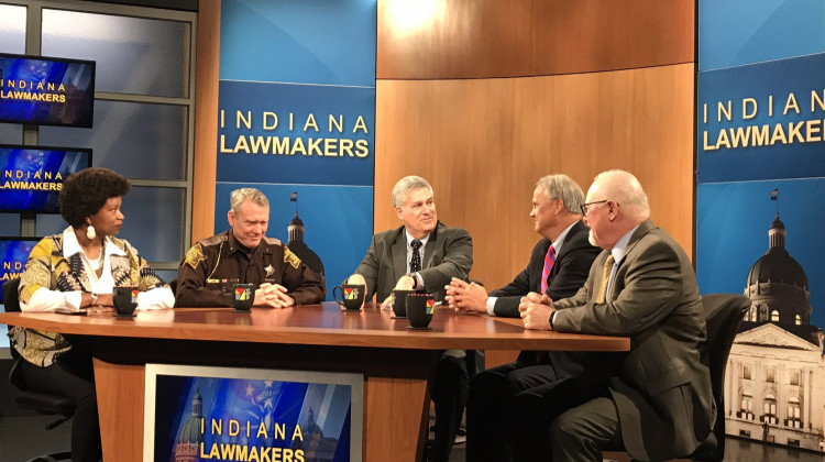 Indiana Lawmakers Celebrates 40th Anniversary