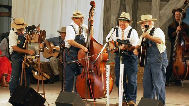 The National Barn Dance Tribute Show