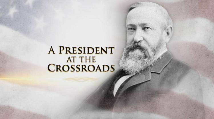 Benjamin Harrison: President at the Crossroads