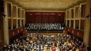The Indianapolis Symphony Orchestra