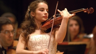Good as Gold: The 2006 International Violin Competition